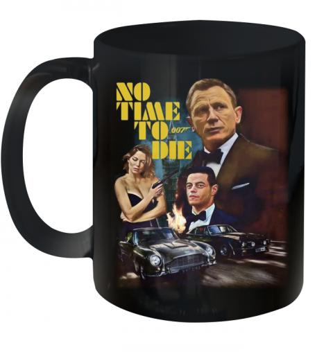 007 No Time To Die Quality Mug 11oz