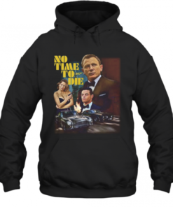 007 No Time To Die Quality Quality Hoodie