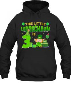 3Rd Birthday St. Patrick'S Day Quality Quality Hoodie