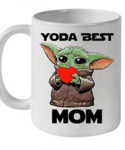 Baby Yoda Best Mom Quality Mug 11oz