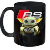 Baby Yoda Hug Audi RS Quality Mug 11oz
