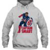 Captain Smart Marcus Smart Boston Celtics Quality Quality Hoodie