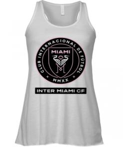 Club Internacional De Futbol Inter Miami Cf Racerback Tank