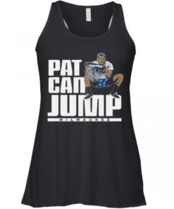 Connaughton Pat Can Jump Milwaukee shirt Racerback Tank