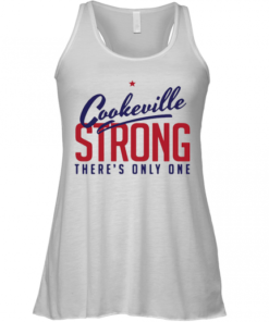 Cookeville Strong There'S Only One Racerback Tank