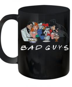 Friends Tv Show Bad Guys Quality Mug 11oz