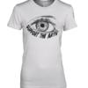 Jon Lion Eye Support The Arts shirt Premium Women's Quality T-Shirt