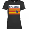 Jose Altuve Cheater Astros Premium Women's Quality T-Shirt