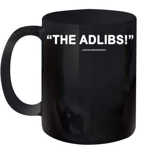 Justin Bernardez The Ad Libs Adlibs Quality Mug 11oz