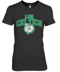 Los Celtics Boston Premium Women's Quality T-Shirt