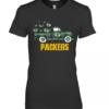 Love Car Green Bay Packers Premium Women's Quality T-Shirt