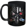 Punisher Skull Legends 3 Dale Earnhardt Jr 88 Signature Quality Mug 11oz