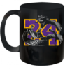 RIP 24 Kobe Bryant The Black Mamba Snake Quality Mug 11oz