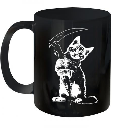 Reaper Kitty Quality Mug 11oz