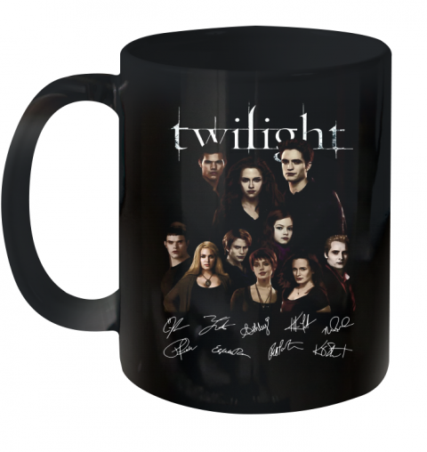 Twilight All Characters Signature Quality Mug 11oz
