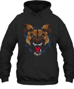 Wild Dog Lamar Jackson Quality Quality Hoodie