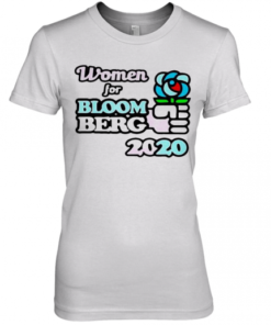 Women For Bloomberg 2020 Premium Women's Quality T-Shirt