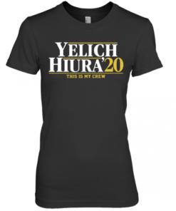 Yelich Hiura 2020 This Is My Crew Premium Women's Quality T-Shirt