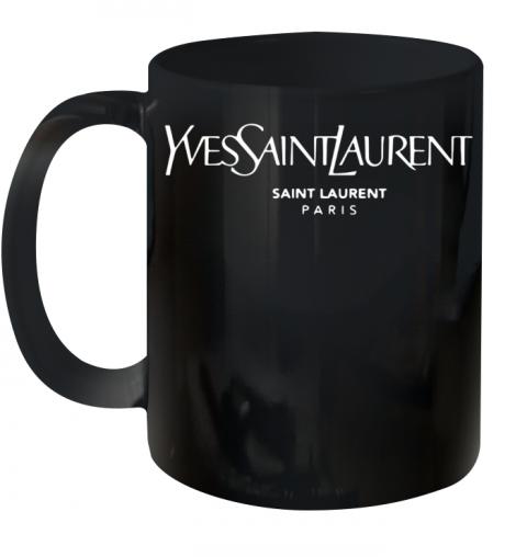 Yves Saint Laurent Paris Quality Mug 11oz