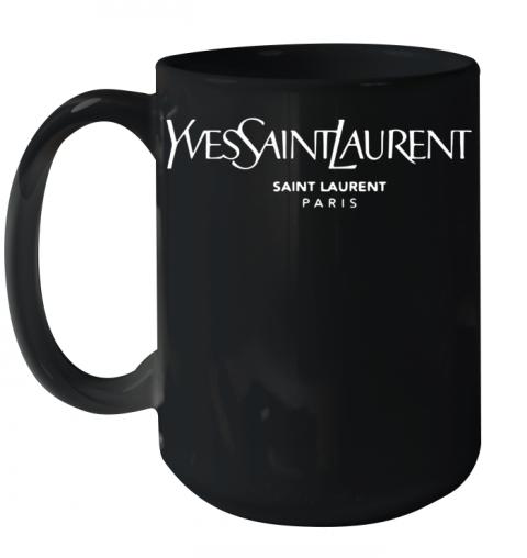 Yves Saint Laurent Paris Quality Mug 15oz