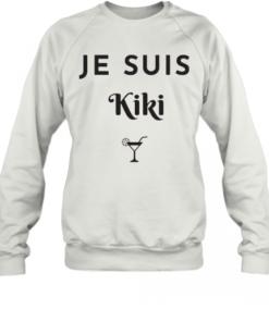Je Suis Kiki Quality Sweatshirt