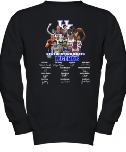 Kentucky Wildcats Legends Signature Youth Quality Sweatshirt