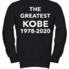 The Greatest Kobe 1978 2020 Youth Quality Sweatshirt