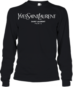 Yves Saint Laurent Paris Youth Quality Long Sleeve