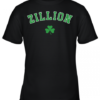 Zillion Beers Shamrock Youth Quality T-Shirt