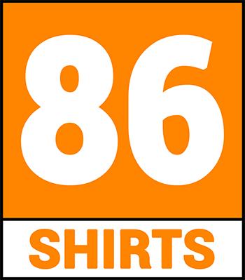 86shirts